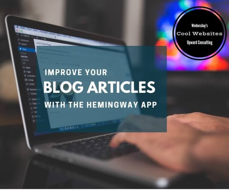Improve Your Blog Articles With The Hemingway App