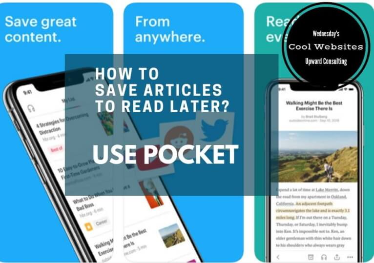 How To Save Articles To Read Later – Pocket review